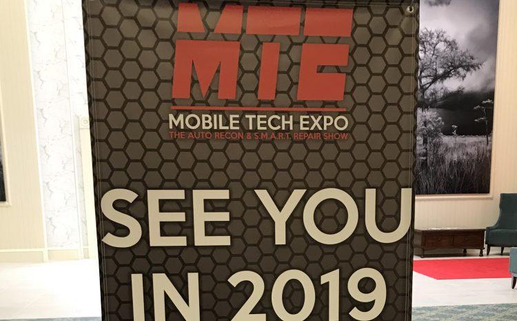 Todo listo para nuestra participación en MTE 2019