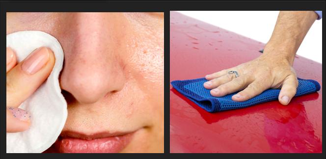 Exfoliación para la Piel de tu Auto