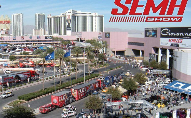 ¿Qué es el SEMA Show?