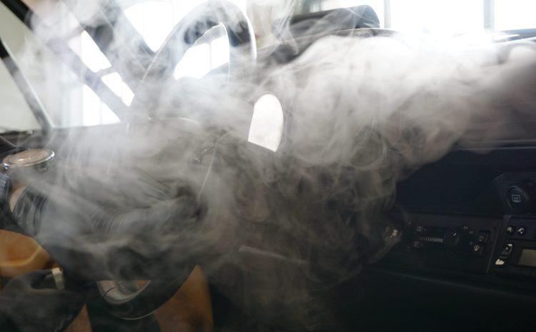 Beneficios de limpieza interior con vapor